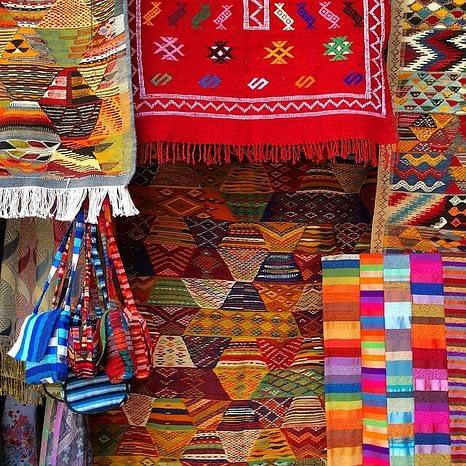 cheap moroccan rug