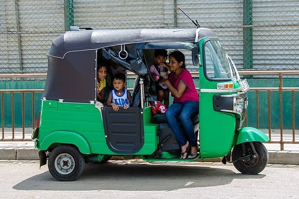 best colombo tours and packages - colombo city tour by tuk tuk