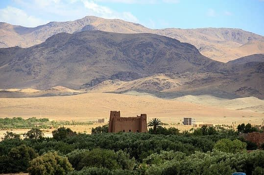 things to see and do in ouarzazate - Taourirt Kasbah